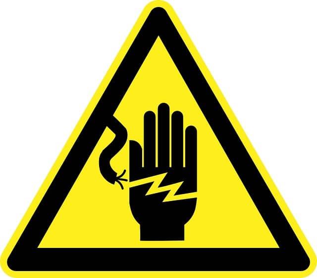Strom anzapfen